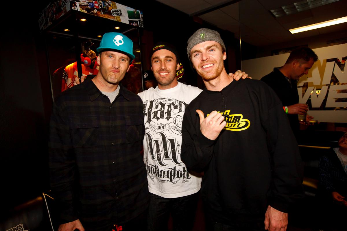 Jason Kimball, Mike Mason, and Nate Adams
