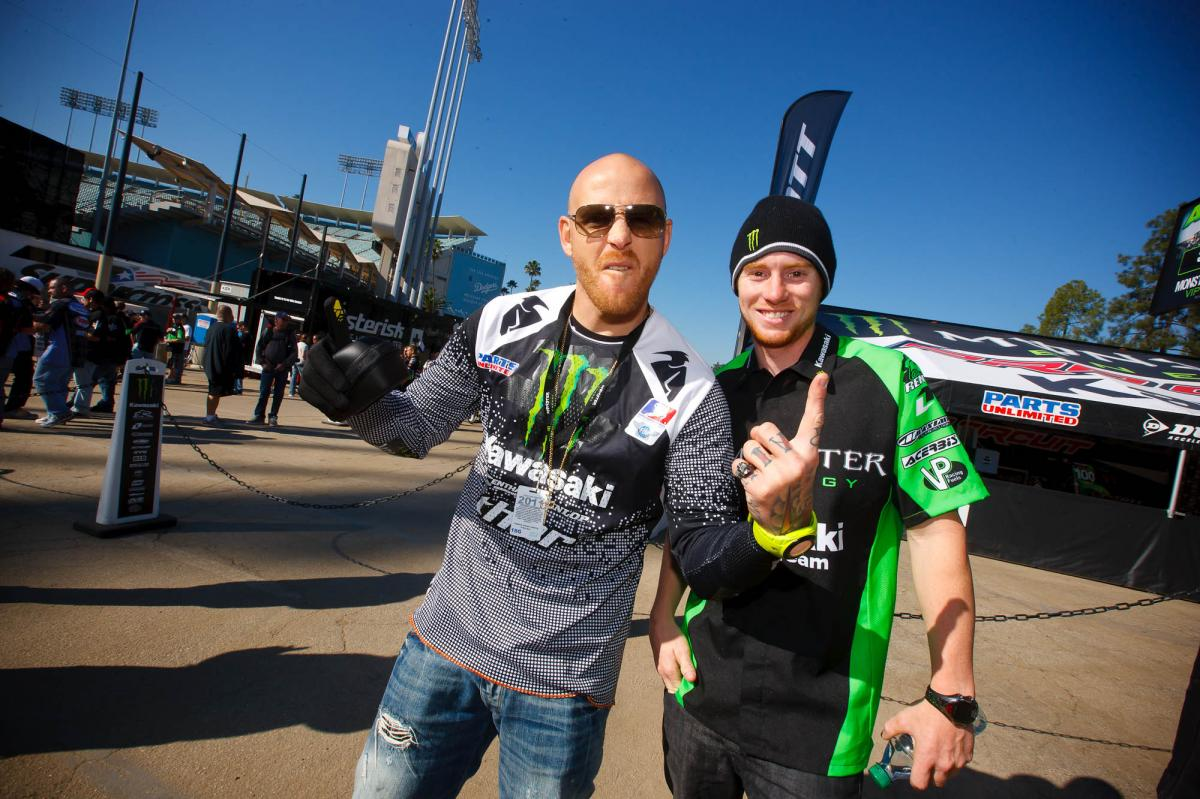 Jason Ellis and Ryan Villopoto