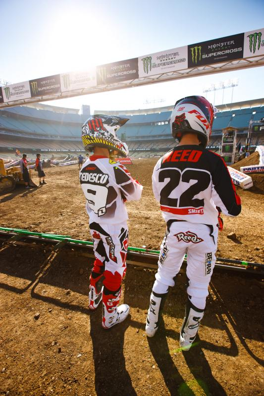 Ivan Tedesco and Chad Reed