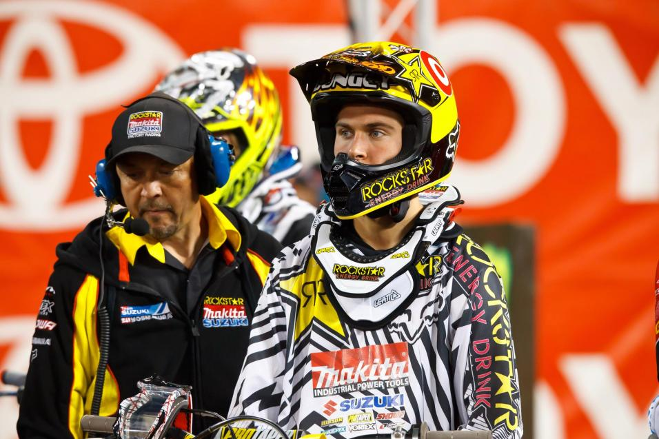 450 Words: Dungey Faces the Field