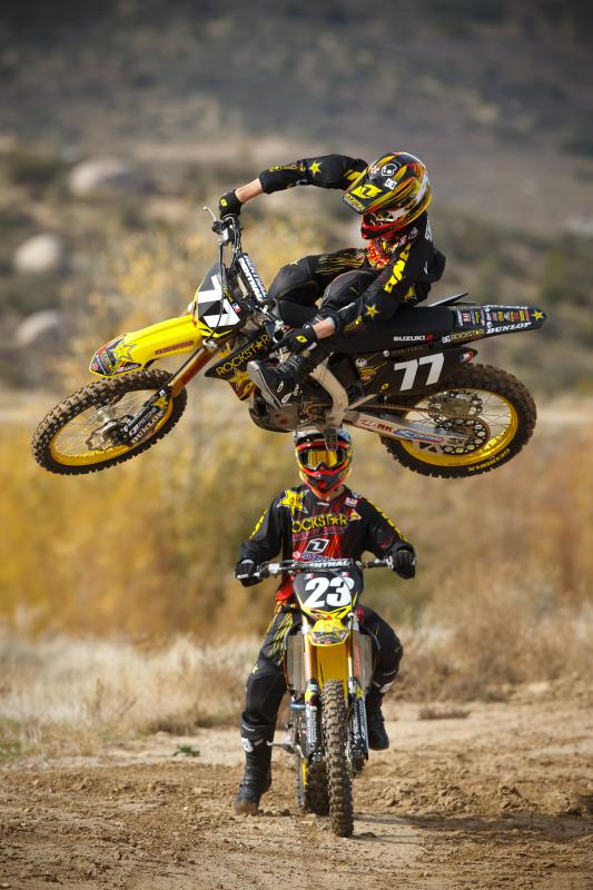 Ian Trettel and Martin Davalos