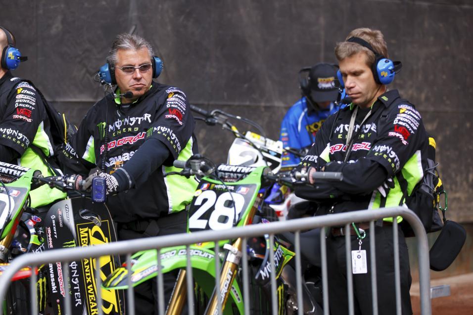 Between the Motos: Wayne Lumgair