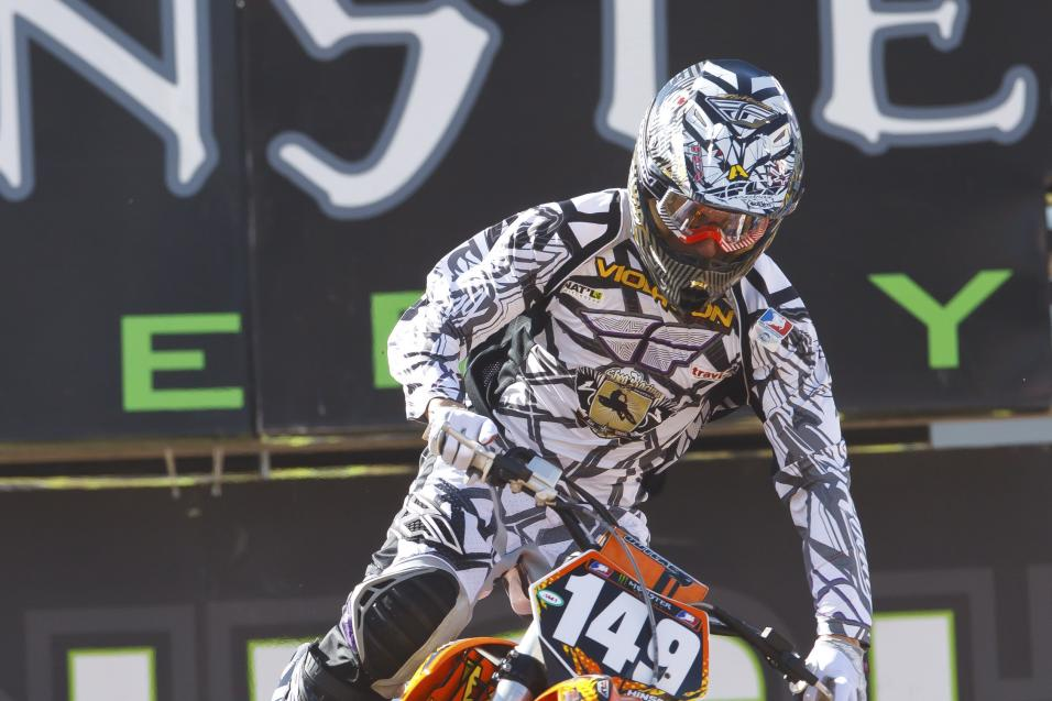 Privateer Profile Part II: Casey Hinson