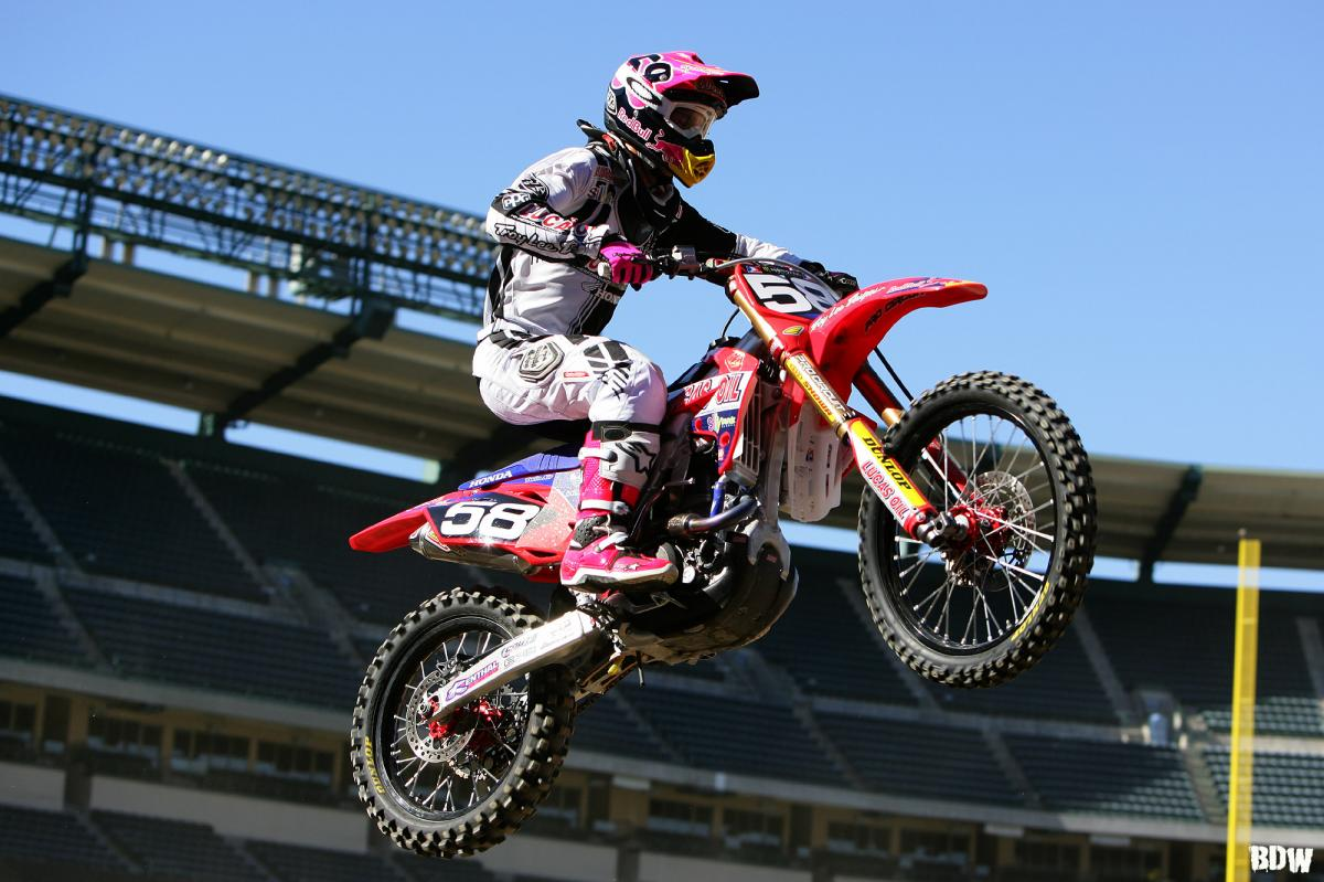 Travis Baker is hoping to rebound from a disappointing round in Oakland.
