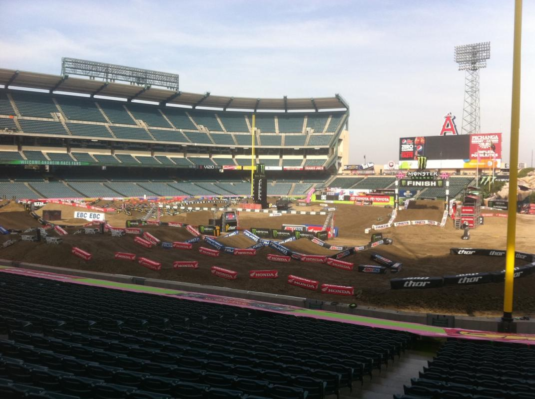 Monster Energy makes its final stop in Anaheim this weekend