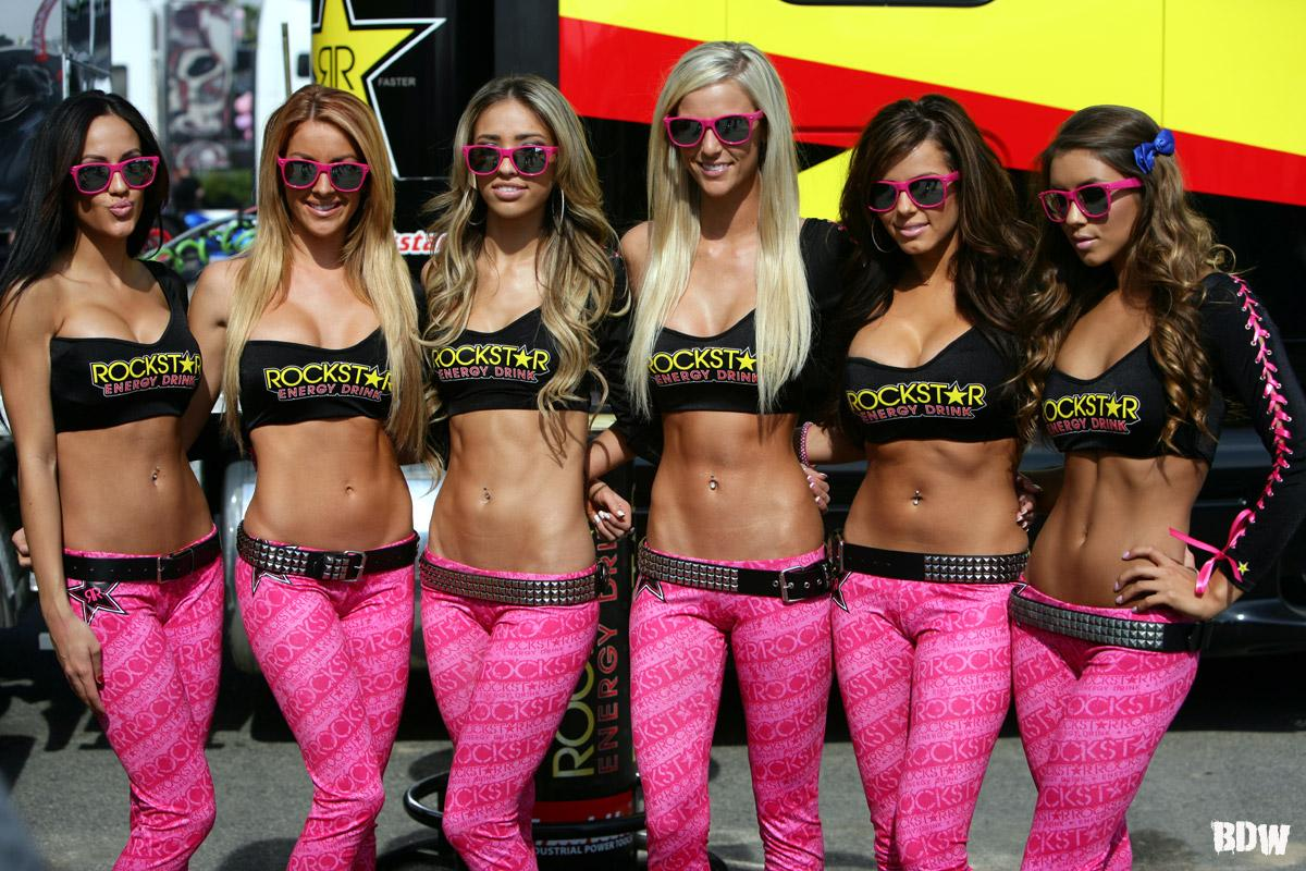 More of the Rockstar Girls