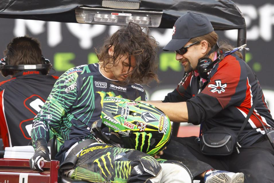 Racer X Injury Report