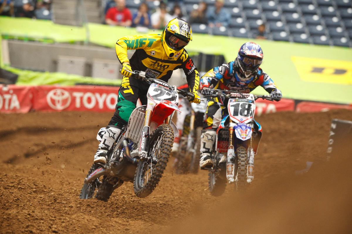 Chad Reed and Davi Millsaps