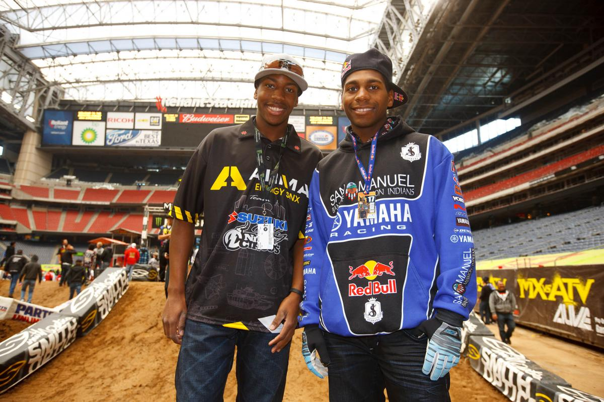 Malcolm and James Stewart