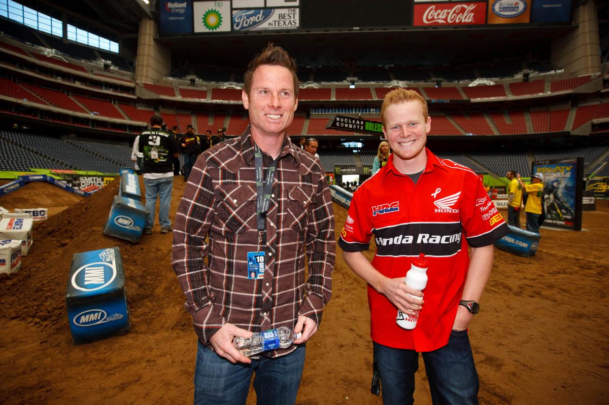 Tim Ferry and Trey Canard