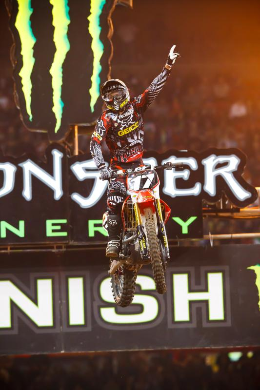 Justin Barcia victory