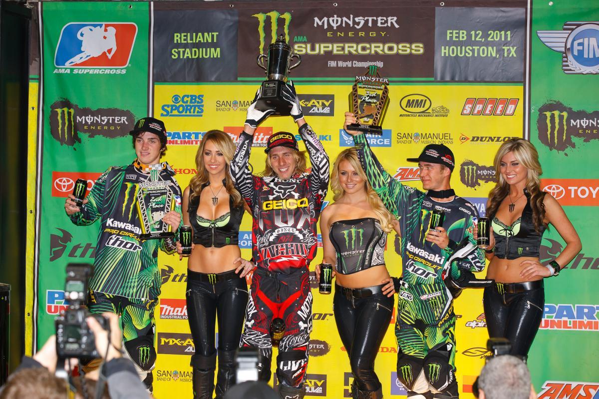 250 podium