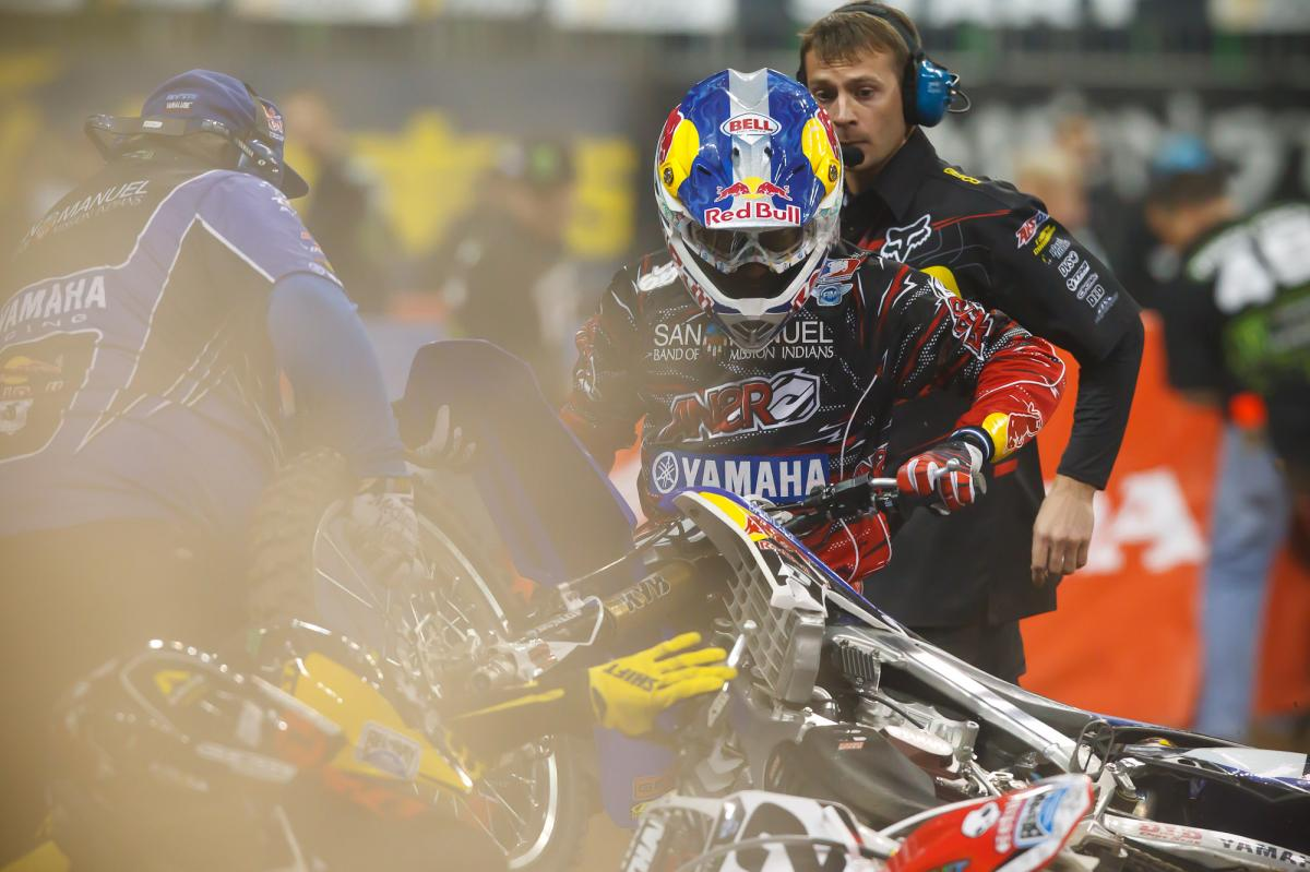 James Stewart first turn aftermath