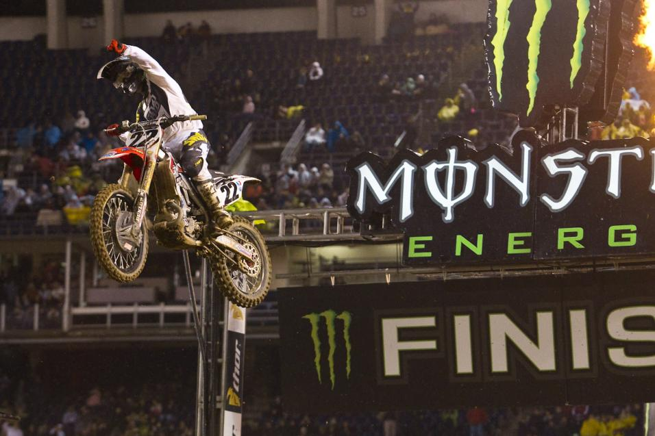 <strong>Monday Conversation:</strong> Chad Reed