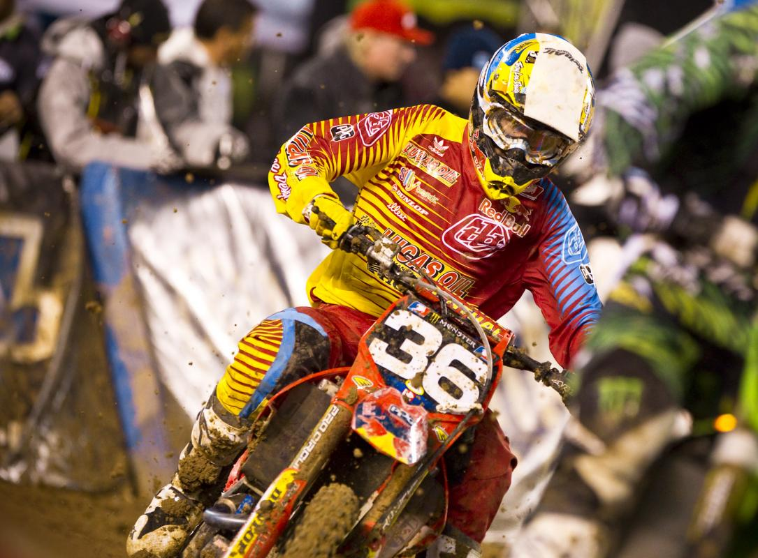 Cole Seely would rebound from a couple of bad races with a strong fourth in San Diego