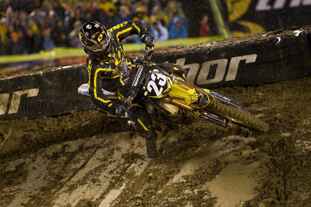 Martin Davalos finished a disappointing twelfth at San Diego