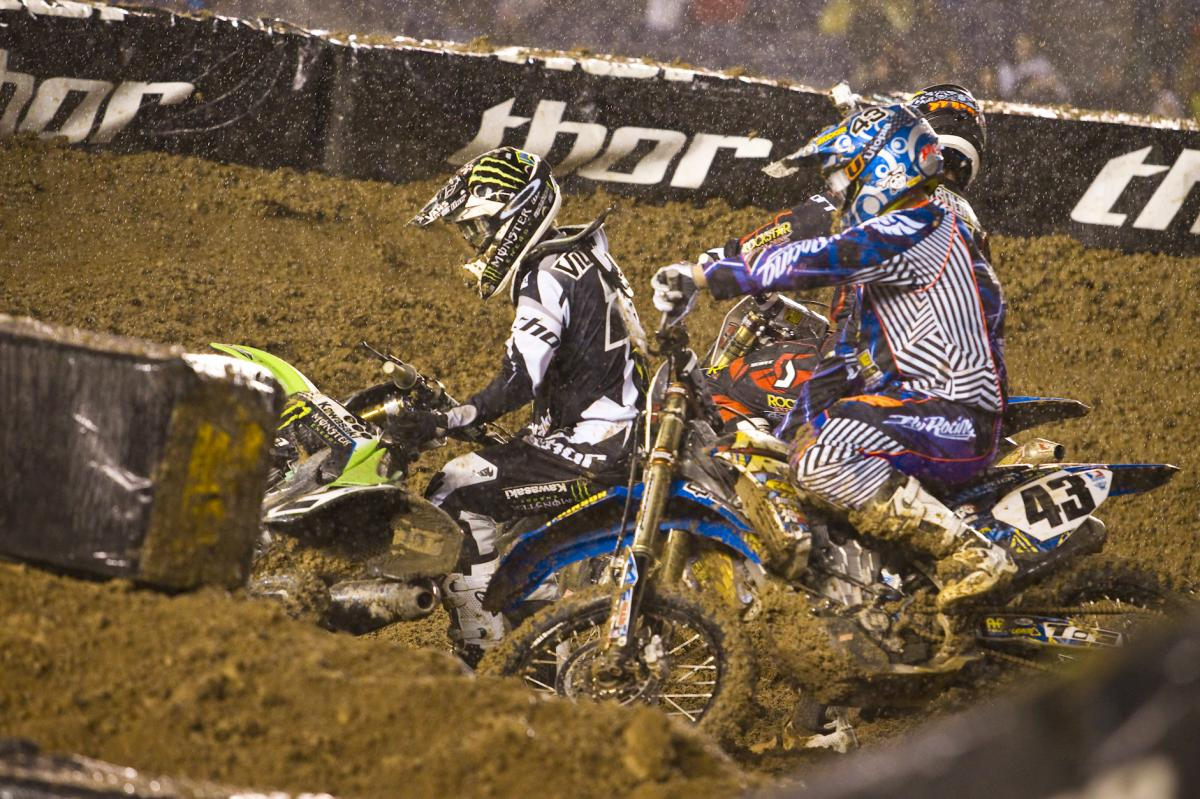 Villopoto saw his share of struggles at San Diego