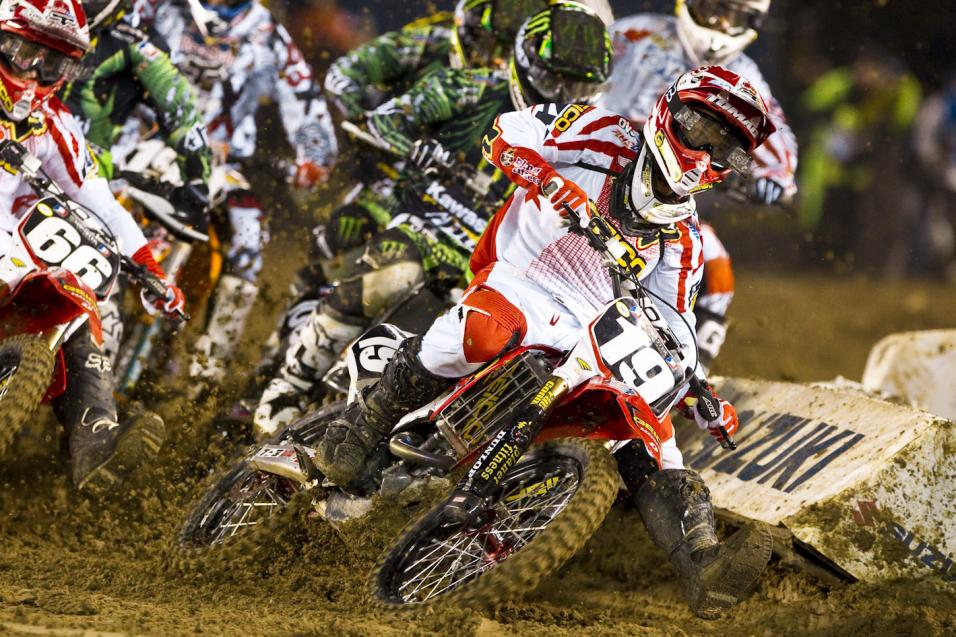 <strong>Going for the W:</strong> Eli Tomac