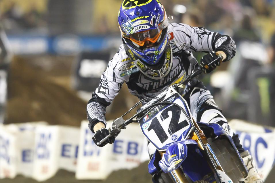Racer X Injury Report: Atlanta