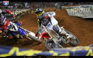 Chad Reed & James Stewart