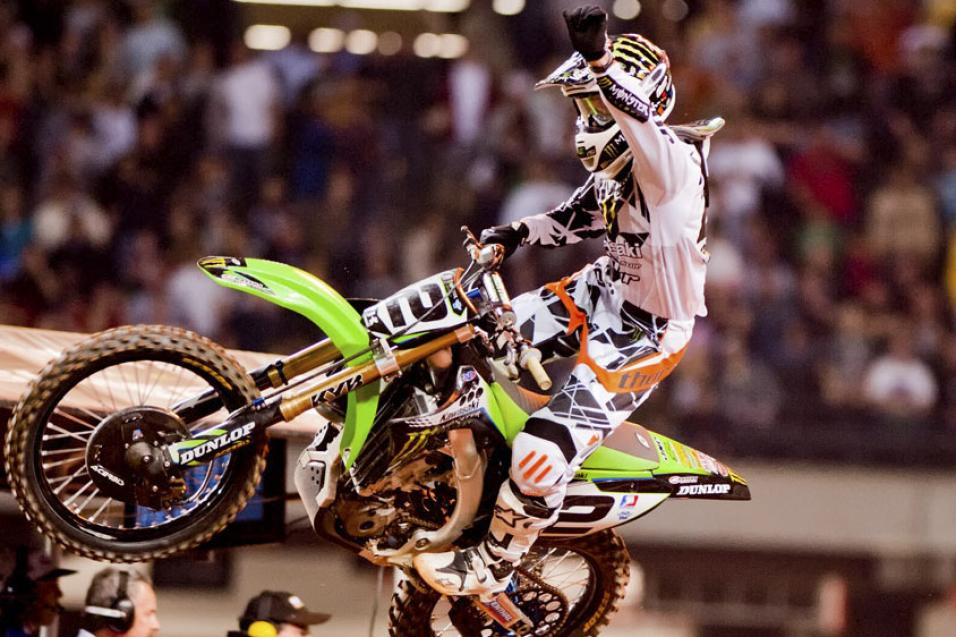 5 Minutes with… Ryan Villopoto