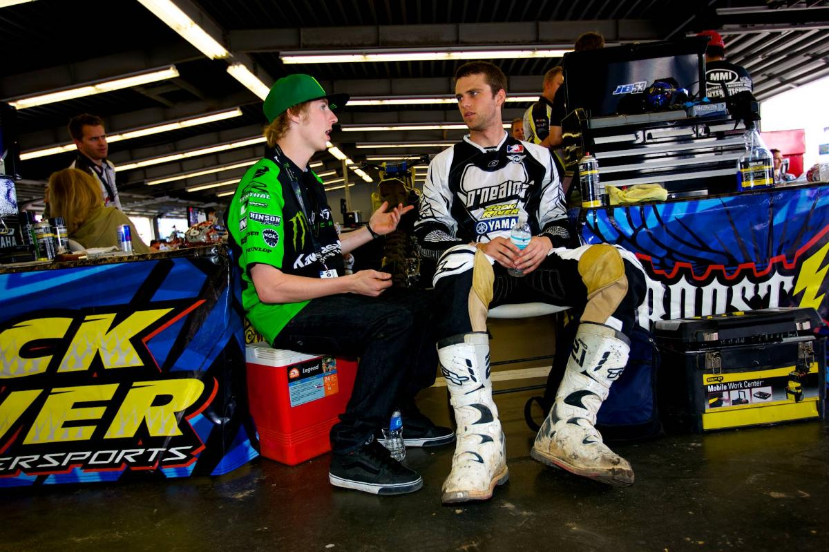 Jake Weimer and Jarred Jet Browne