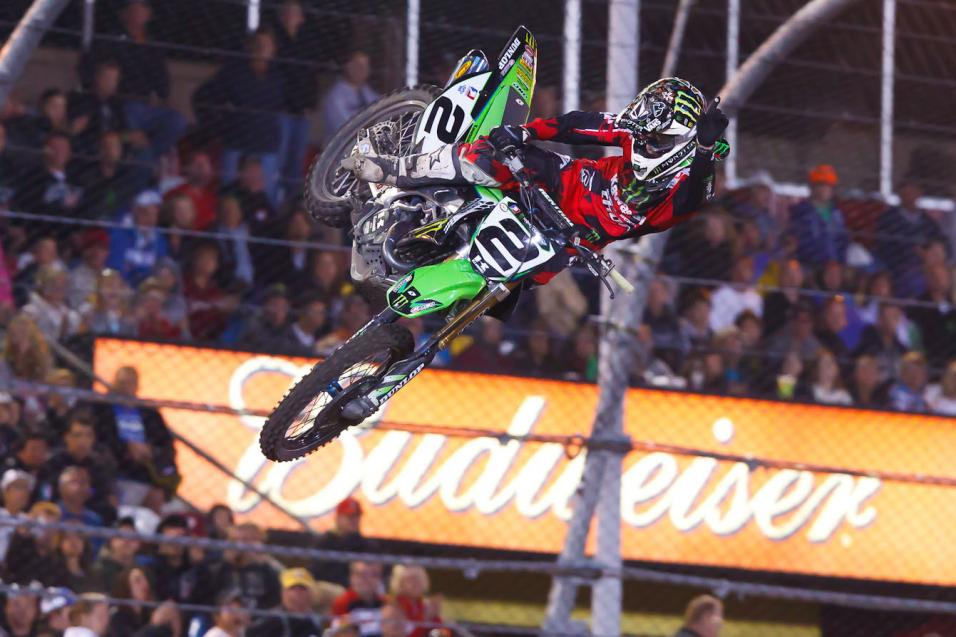 <strong>Monday</strong> Conversation With... Ryan Villopoto