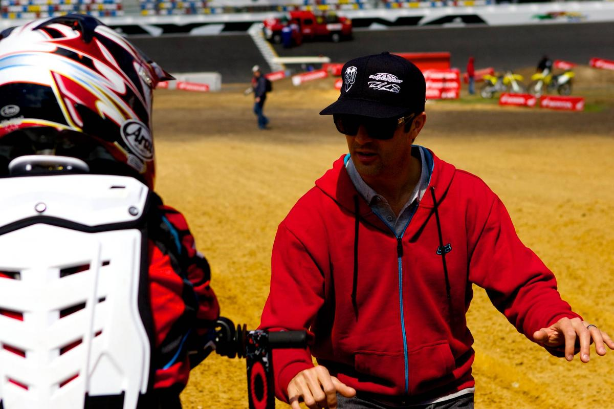 Jeff Emig coaching starts