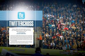 The current generation of tech-savvy pro racers are narrating the 2011 Monster Energy AMA Supercross tour in real time. Here's what they're saying. Page 124.