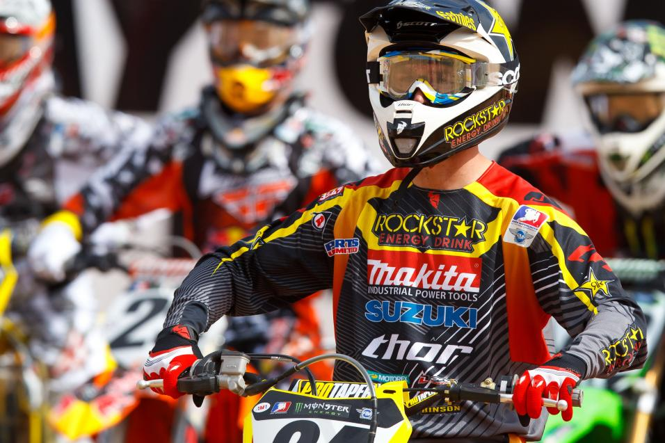 Racer X Injury Report: Indianapolis