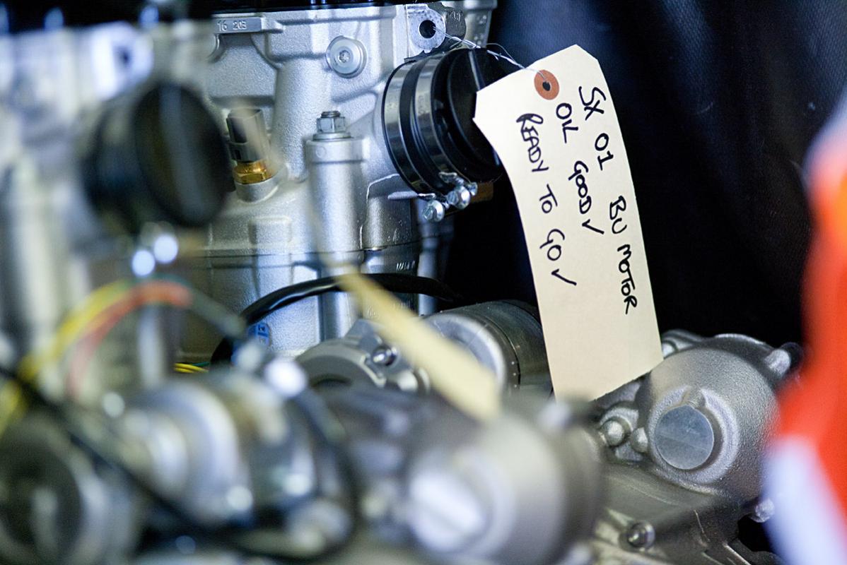 KTM Motors