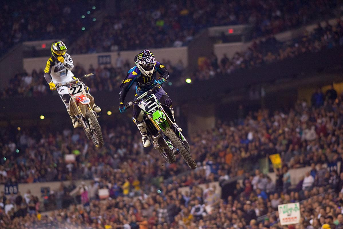 Ryan Villopoto & Chad Reed