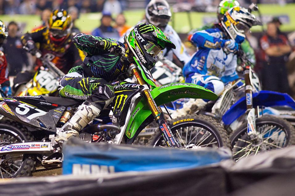 Indianapolis Supercross Gallery