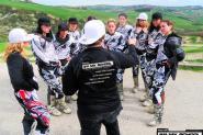 Racer X Films: Stefy Bau