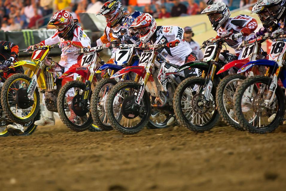 Racer X Race Report: Jacksonville