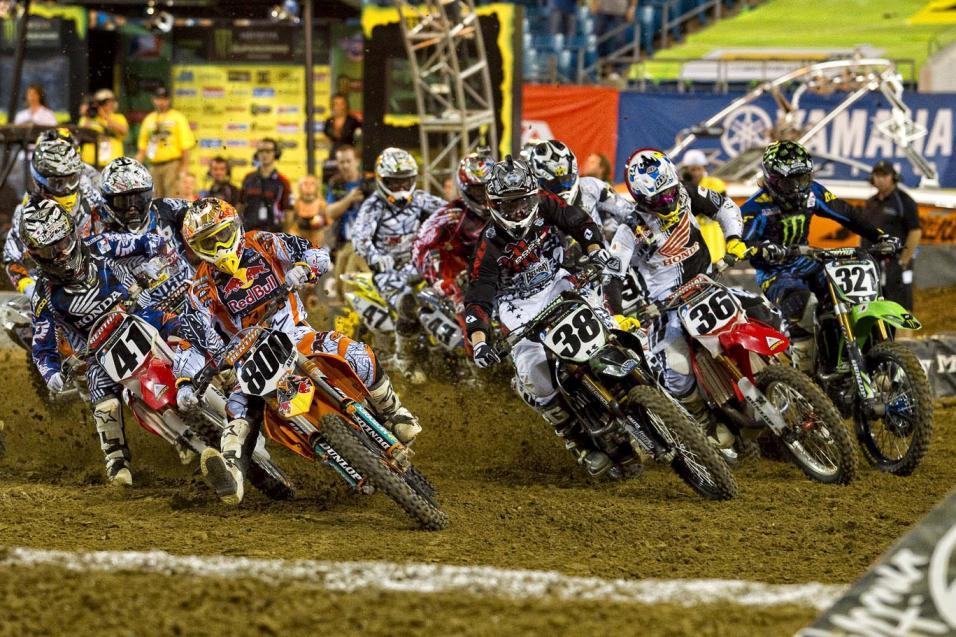 Racer X Open Mic: Jacksonville