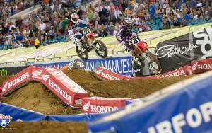 Trey Canard and Chad Reed