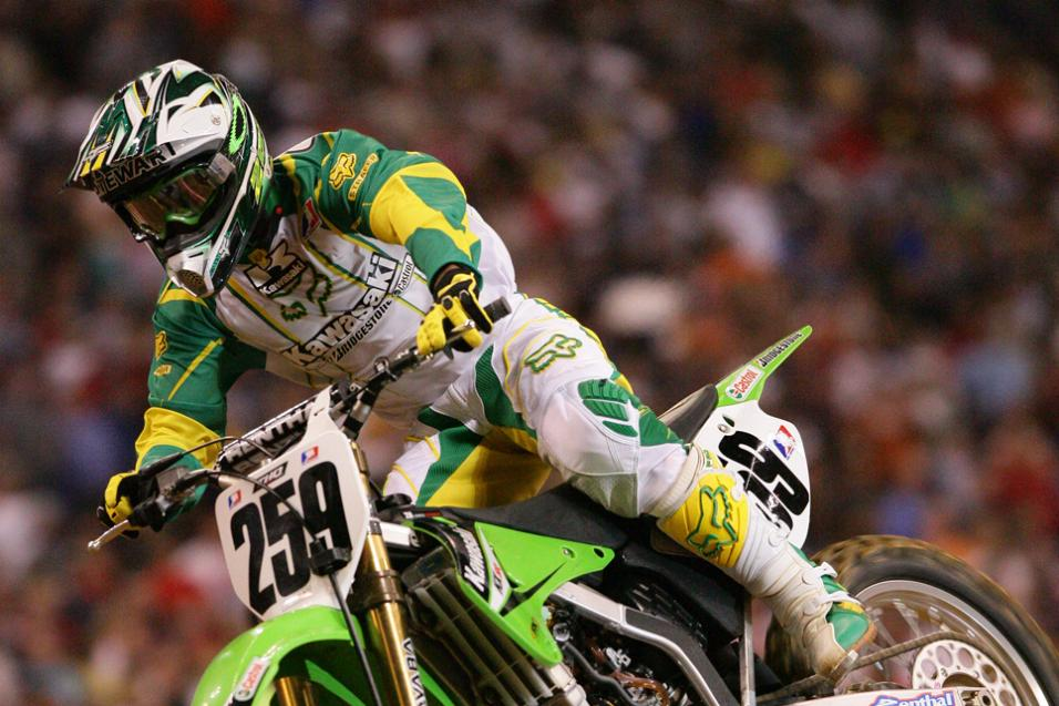 This Week in Kawasaki SX History: Toronto 2005
