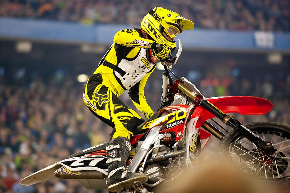 Between The Motos: Blake Wharton