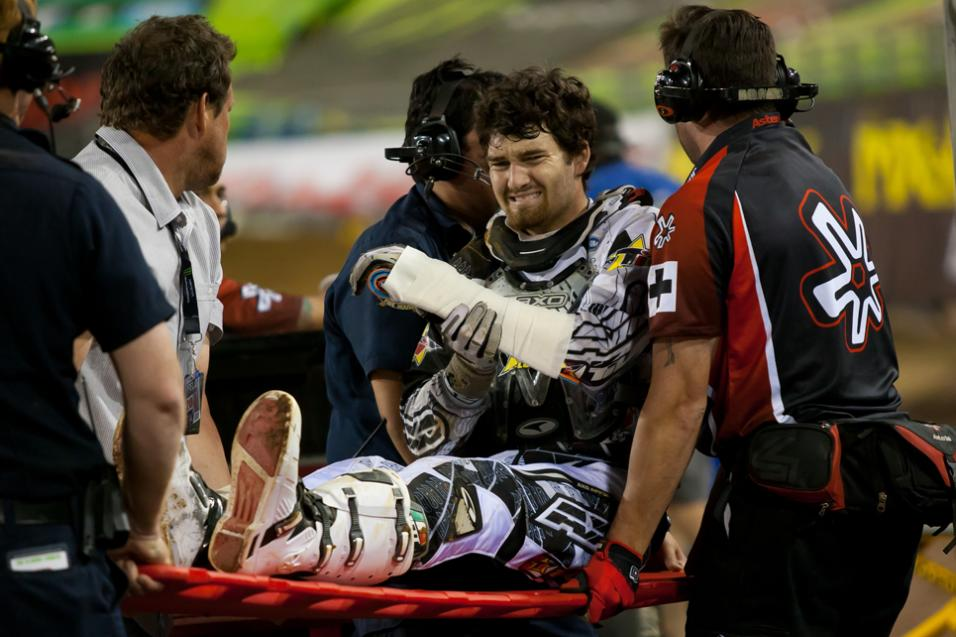 Racer X Injury Report: Dallas