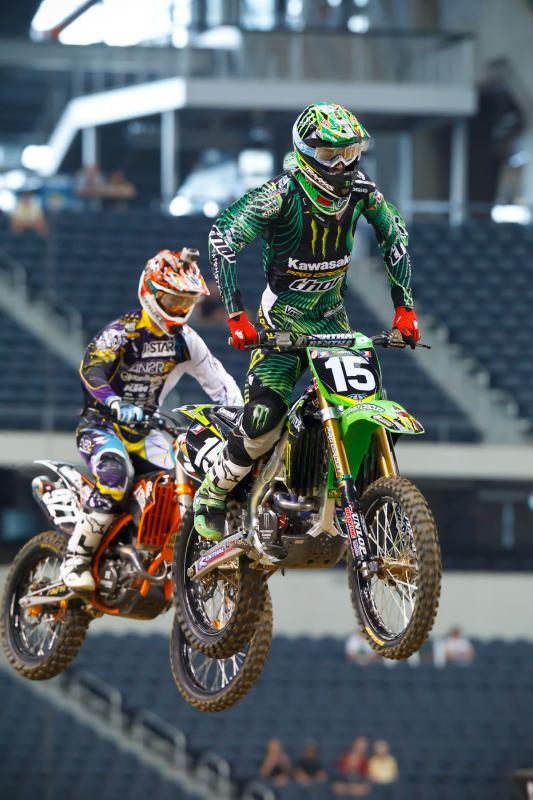 Dean Wilson and PJ Larsen