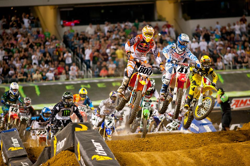 Racer X Race Report: Arlington, Texas