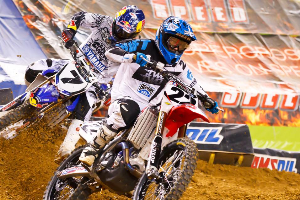 Insight: Chad Reed