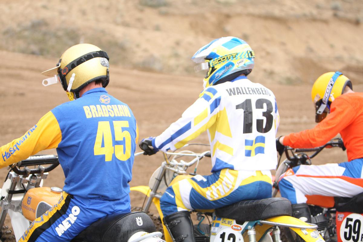 2011 Inter-AM Moto 1 starting