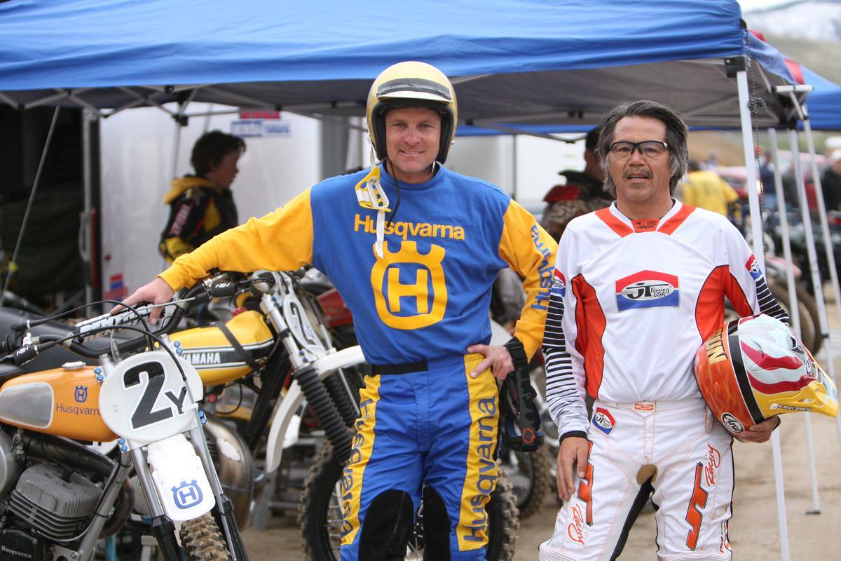2011 Inter-AM Damon Bradshaw and Chuck Sun