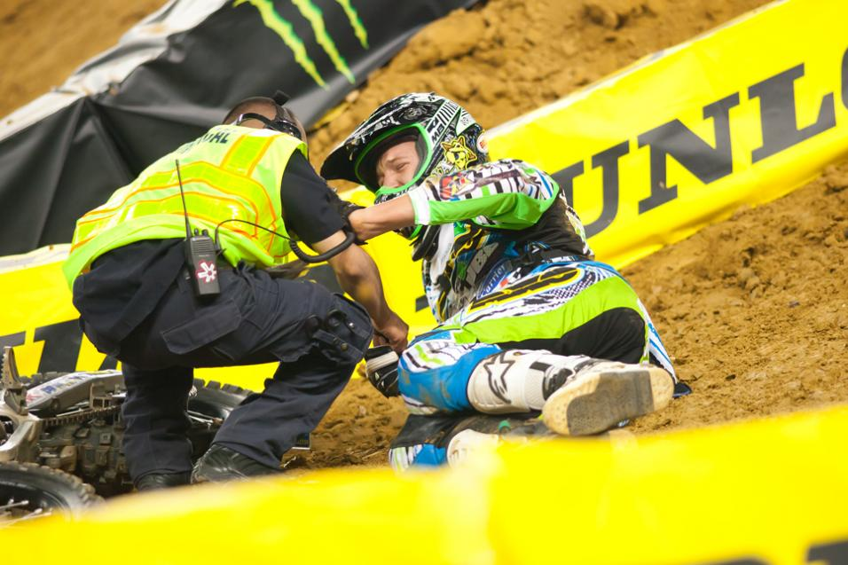 Racer X <strong>Injury Report:</strong><br /> St. Louis