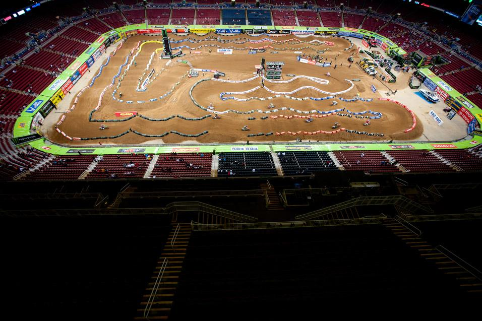 St. Louis SX Morning Report