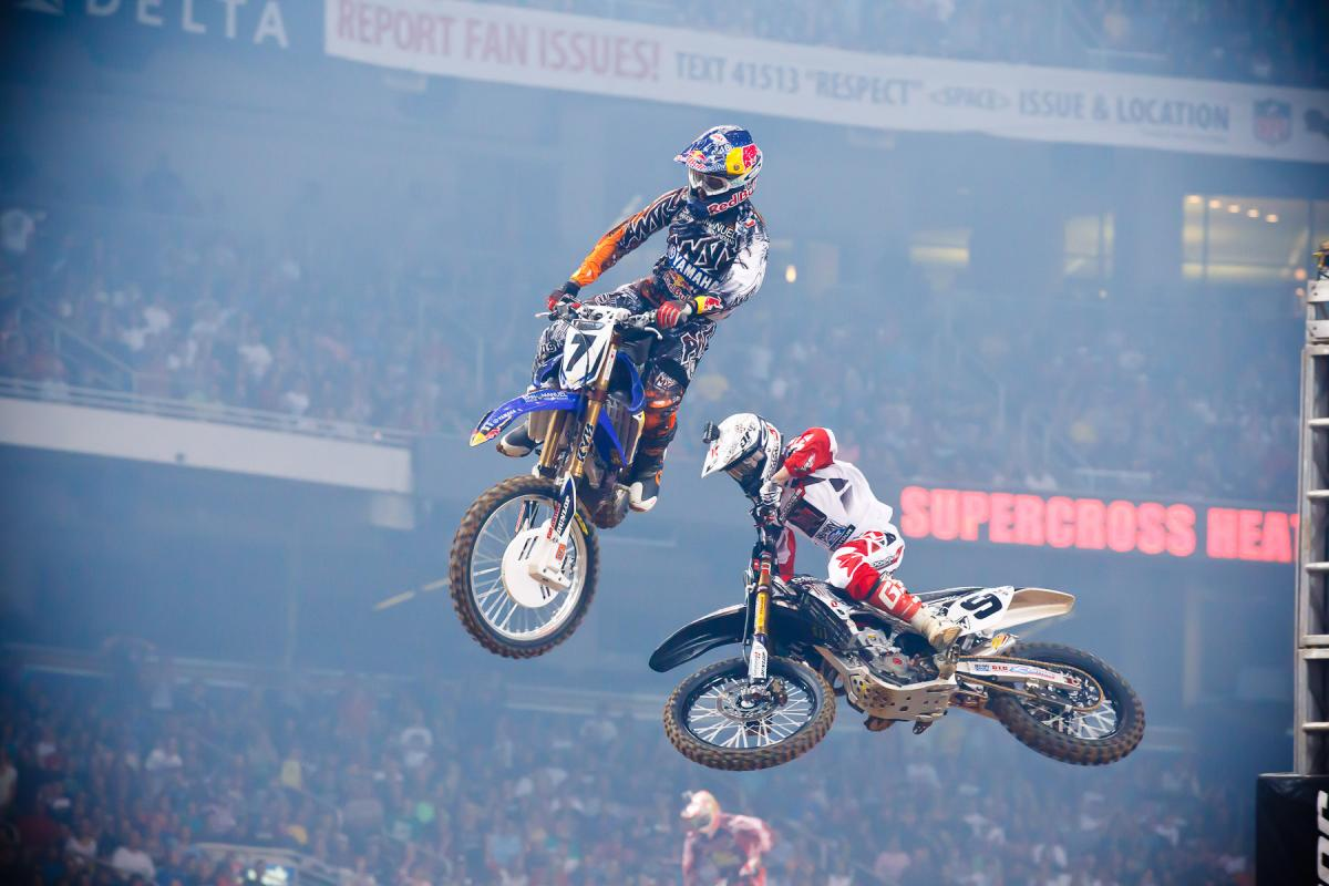 James Stewart and Ivan Tedesco