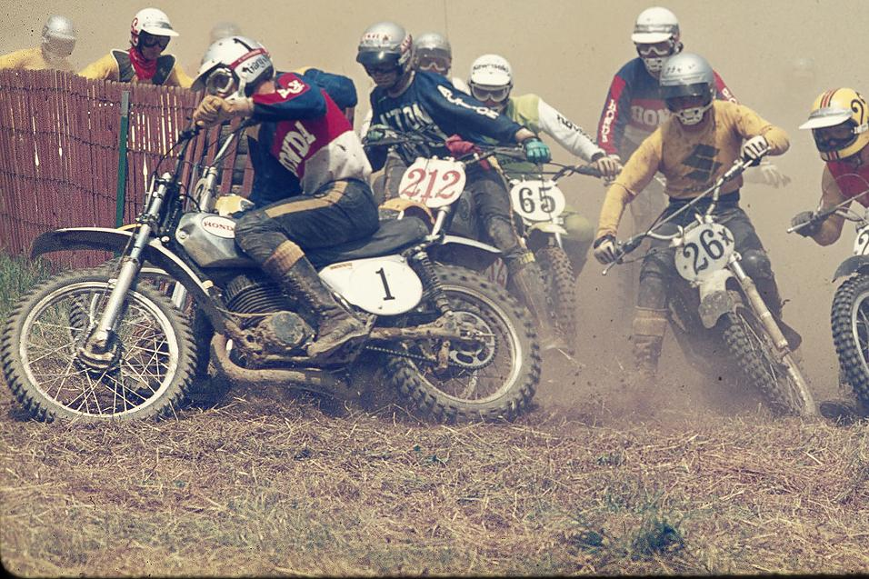<strong>40 Day Countdown</strong> To AMA Motocross Opener: 1973