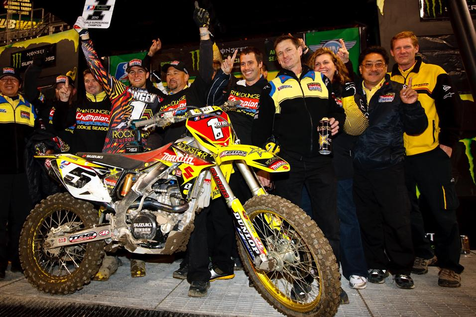 The List:   Ten Greatest Moments  in Seattle SX History